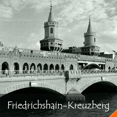 Berlin Friedrichshain-Kreuzberg