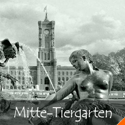 Berlin Mitte-Tiergarten