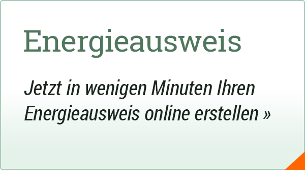 Marketingpaket - Energieausweis
