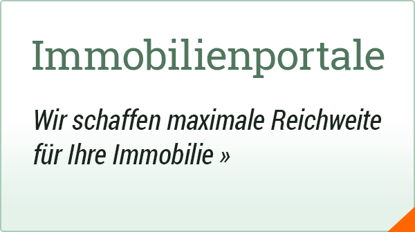 Marketingpaket - Immobilienportale