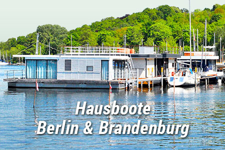 Hausboote Berlin & Brandenburg