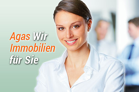 Agas Immobilien - Unser Team