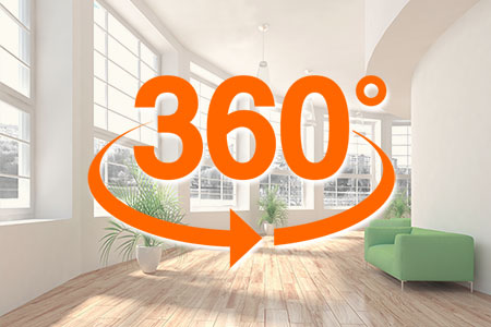 Immobilien Friedenau Virtuell 360°