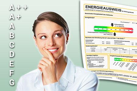 Energieausweis in Bayerisches Viertel kostenlos