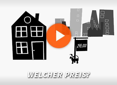 Immobilien - Welcher Preis für Ihre Immobilie?
